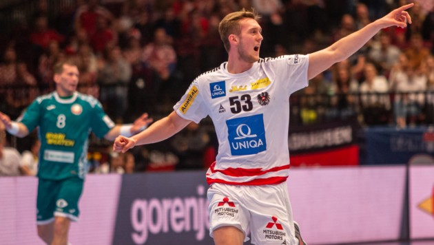 Teamkapitän und Kiel-Star Niko Bilyk (Bild: GEPA )