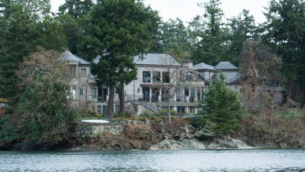 Herzogin Meghans und Prinz Harrys Hideaway in North Saanich, British Columbia (Bild: AFP)