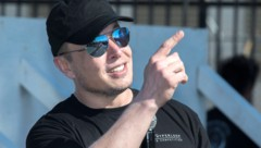 Tesla-Gründer Elon Musk (Bild: AFP)