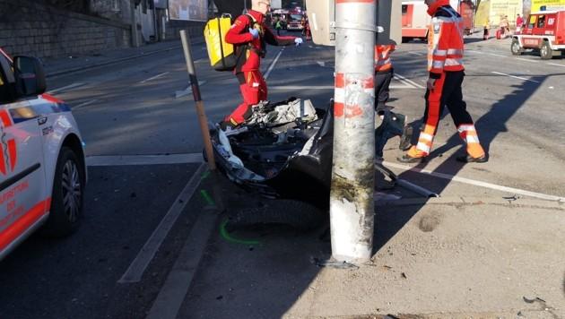 (Bild: Feuerwehr Klosterneuburg)
