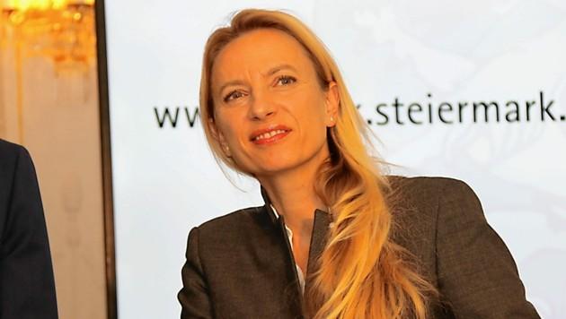 Juliane Bogner-Strauß (Bild: Christian Jauschowetz)