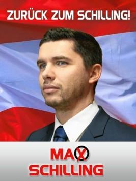 Fake News: Ein Wahlplakat als Werbemittel für das neue Stück. (Bild: Gaststubentheater Gößnitz )