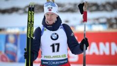 Johannes Thingnes Bö (NOR) (Bild: AFP)