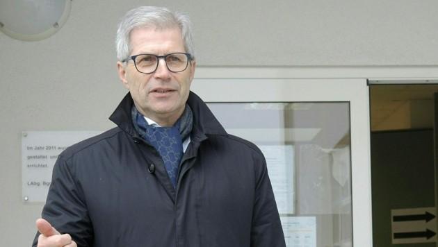 Manfred Kölly (Bild: APA/THERESA PUCHEGGER)