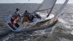 Sie überzeugte die Marineschule: Die Jacht Sunbeam 36.2 der Werft SUNBEAM Yachts (Bild: Sunbeam Yachts OG)
