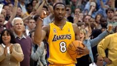 Kobe Bryant (Bild: Associated Press)