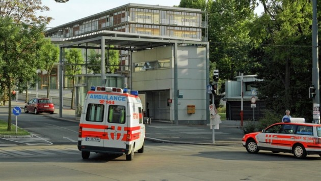 Das Kaiser-Franz-Josef-Spital in Wien (Bild: Reinhard Holl)