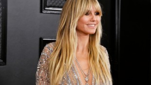 Heidi Klum (Bild: 2020 The Recording Academy)