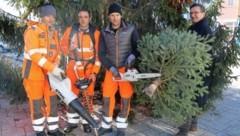 In Seeboden verwenden die Gemeindearbeiter nur noch strombetriebene Arbeitsgeräte (Bild: Gemeinde Seeboden)