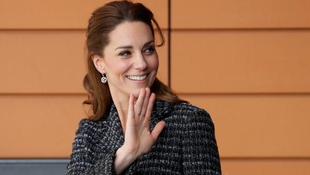 Herzogin Kate (Bild: APA/AP)