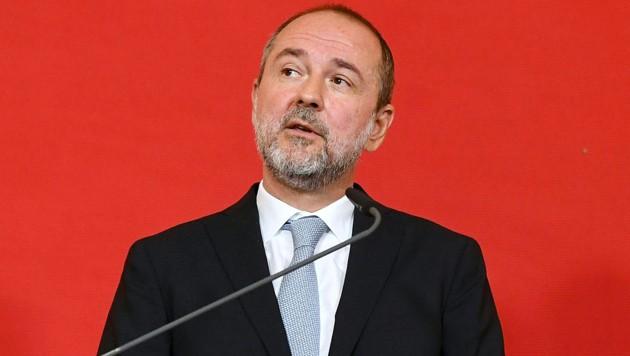 Thomas Drozda (SPÖ) (Bild: APA/HELMUT FOHRINGER)