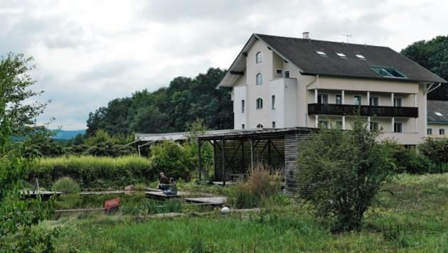 """Neues Projekt für ehemals Obdachlose in Niederösterreich: die """"VinziRast amLand"""". (Bild: HOMOLKA.CC)"""