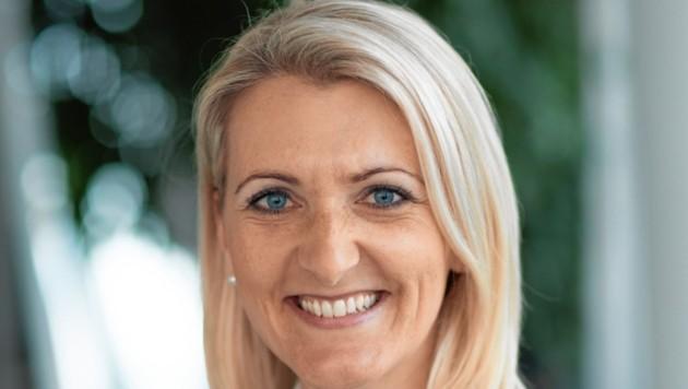 Barbara Walch (ÖVP), Bürgermeisterin aus Wundschuh (Bild: Gemeinde Wundschuh)