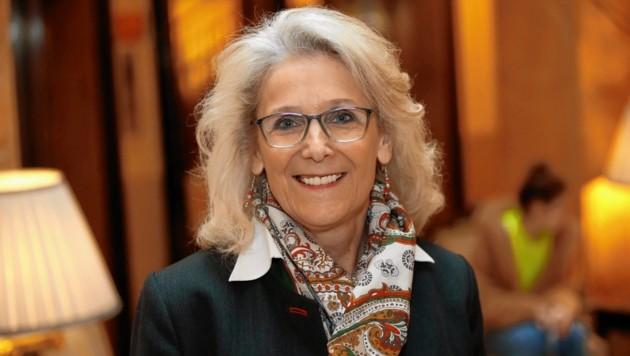 Bürgermeisterin Roswitha Glashüttner aus Liezen (Bild: Markus Tschepp)