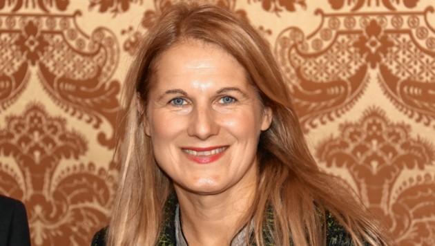 Elisabeth Grossmann (SPÖ) (Bild: Christian Jauschowetz)
