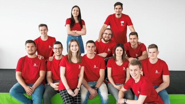 Das steirische Team geht mit 12 Talenten an den Start. (Bild: Rudolf Laresser, 4040 Linz)