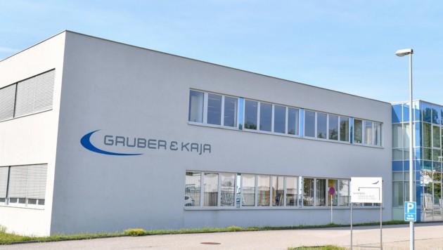 200 Mitarbeiter sind beim in die Pleite geschlitterten Metallteilehersteller Gruber & Kaja nach wie vor tätig. (Bild: Harald Dostal)