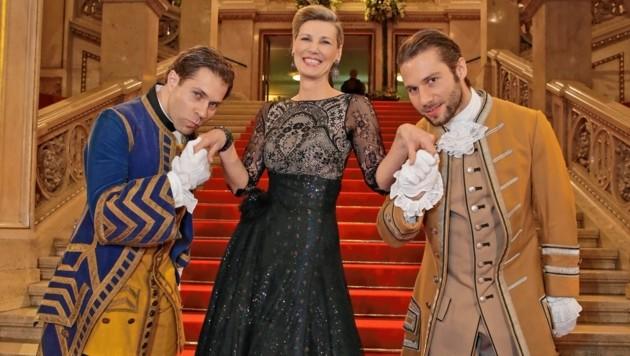 Desirée Treichl-Stürgkh, der Adelsfamilie Stürgkh entstammend, ist nicht nur erfolgreiche Verlagsmiteigentümerin und Magazin-Herausgeberin, sondern organisierte auch von 2008 bis 2016 den Opernball. (Bild: Klemens Groh)