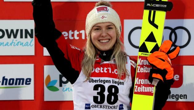 Chiara Hölzl (Bild: GEPA)