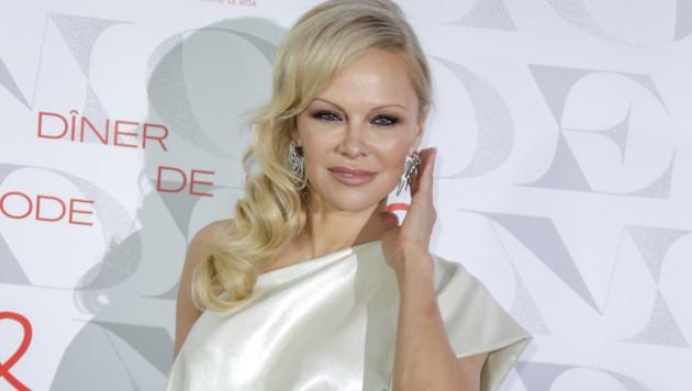 Pamela Anderson (Bild: AFP)