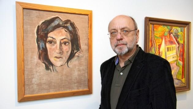 Gerhard Dienes (Bild: Christian Jauschowetz)