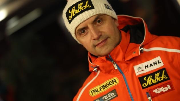 ÖRV-Cheftrainer und -Sportdirektor René Friedl (Bild: GEPA)