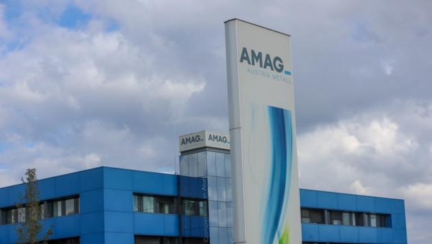Das Amag Werk in Ranshofen will trotz Bürger-Protesten seine Kapazitäten erweitern. (Bild: Pressefoto Scharinger © Daniel Scharinger)