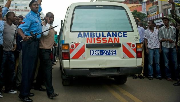 (Bild: AFP/Tony Karumba)