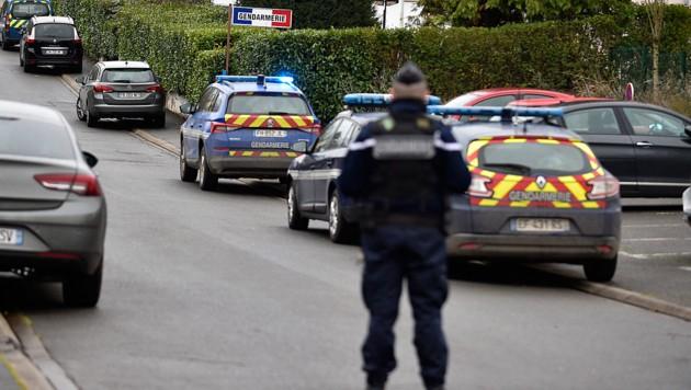 (Bild: APA/AFP/Jean-Christophe Verhaegen)