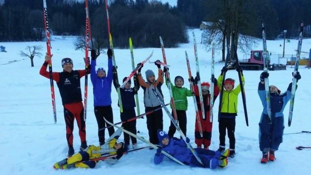 Vor allem Schüler nutzen den Skilift mit Flutlicht im Langlaufleistungszentrum St. Jakob im Rosental. (Bild: Langlaufleistungszentrum St. Jakob i.R.)