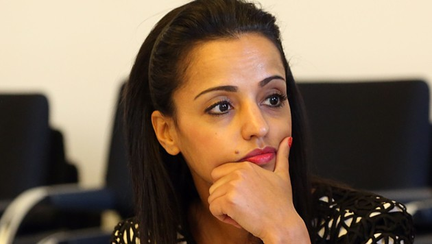 SPD-Politikerin Sawsan Chebli (Bild: APA/dpa/Wolfgang Kumm)