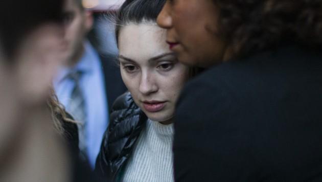 Jessica Mann erlitt im Kreuzverhör eine Panikattacke. Der Richter musste das Verfahren unterbrechen. (Bild: 2020 Getty Images)