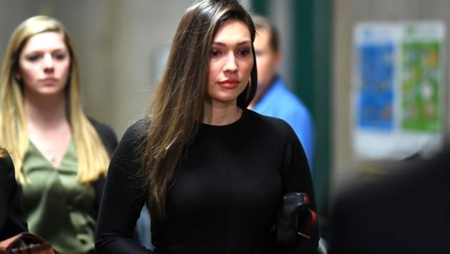 Jessica Mann sagte bereits Ende Jänner vor Gericht aus. (Bild: AFP)