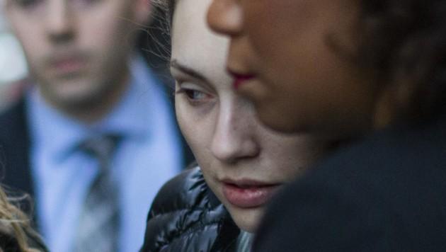 Jessica Mann war nach dem Gerichtstermin am Montag in Tränen aufgelöst. (Bild: 2020 Getty Images)