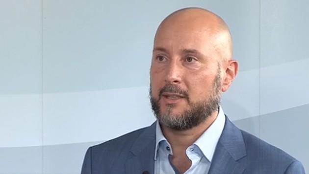 Christoph Steininger, Facharzt für Virologie (Bild: krone.tv)