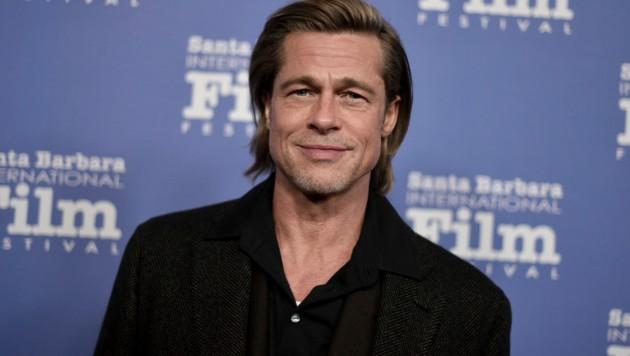 Brad Pitt (Bild: 2020 Invision)