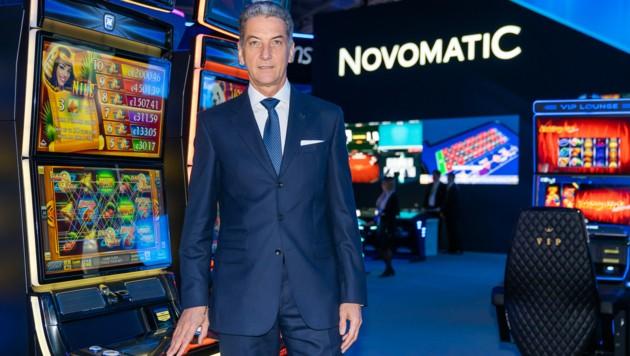 Der Glücksspielriese Novomatic wird sich nicht mehr um Lizenzen für das Kleine Glücksspiel bewerben, wenn diese auslaufen. (Bild: APA/THOMAS MEYER PHOTOGRAPHY)