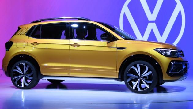 VW Taigun (Bild: Volkswagen)