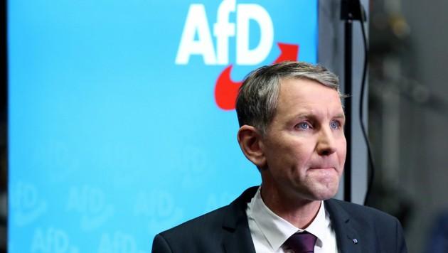 Björn Höcke (AfD) (Bild: APA/AFP/Ronny Hartmann)