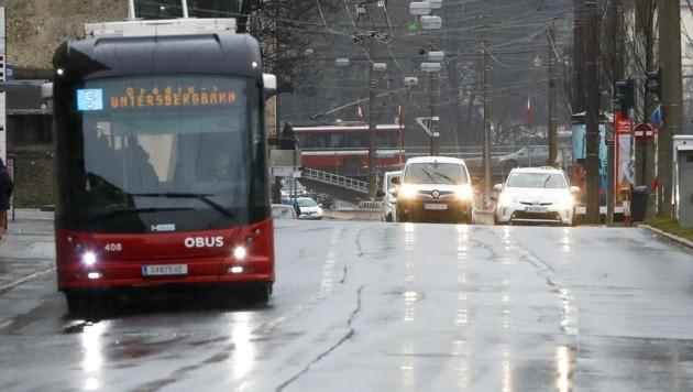 Im Verkehr hat die SPÖ kein Wörtchen mehr mitzureden (Bild: Tschepp Markus)