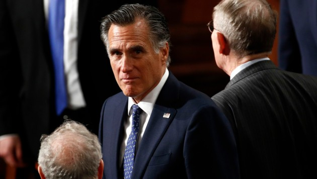 Mitt Romney (Bild: AP)