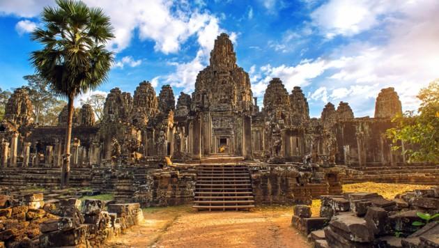 Bayon Tempel (Bild: ©tawatchai1990 - stock.adobe.com)