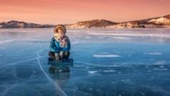 Baikal, ein riesiger See in Sibirien, einer bergigen Region in Russland nördlich der mongolischen Grenze (Bild: ©Artem - stock.adobe.com)