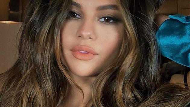Selena Gomez (Bild: instagram.com/selenagomez)