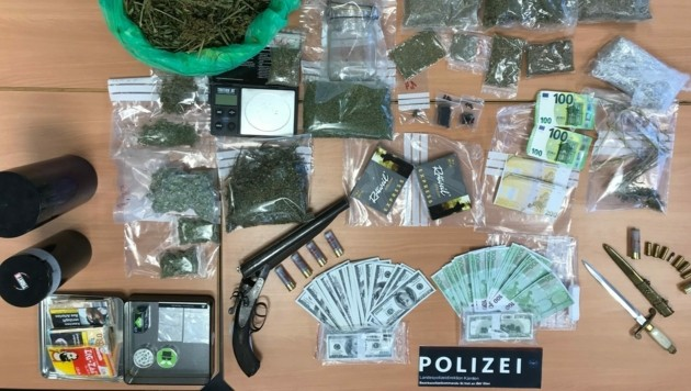 (Bild: Polizei Kärnten )
