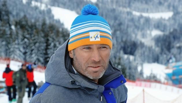 FIS-Sicherheitschef Hannes Trinkl (Bild: Christof Birbaumer / Kronenzeitung)