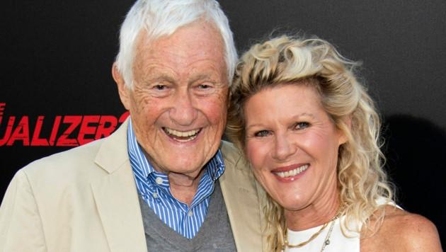 Orson Bean und seine Frau Alley Mills (Bild: AFP)