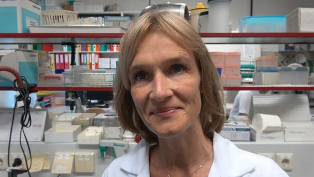 Prof. Dr. Judith Aberle (Bild: Alexander Bischofberger-Mahr)
