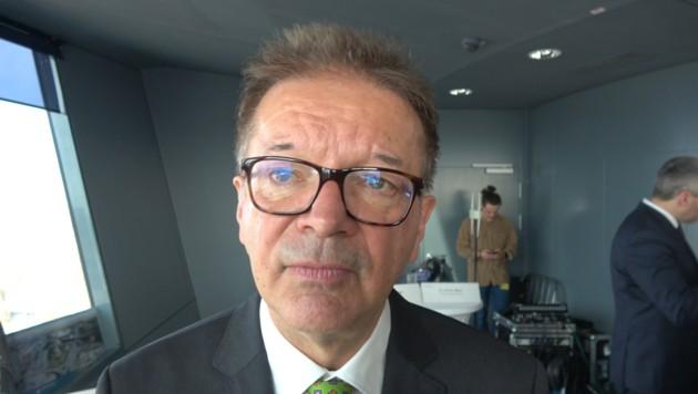 Gesundheitsminister Rudolf Anschober (Bild: Alexander Bischofberger-Mahr)