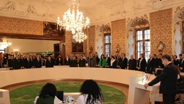 Am Dienstag tagt wieder der Landtag. (Bild: Christian Jauschowetz)